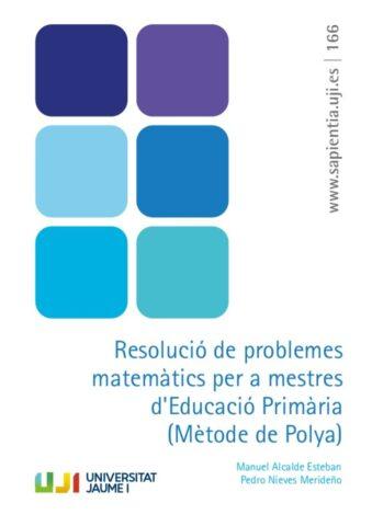 Ressolució de problemes matemàtics per a mestres d'Educació Primària