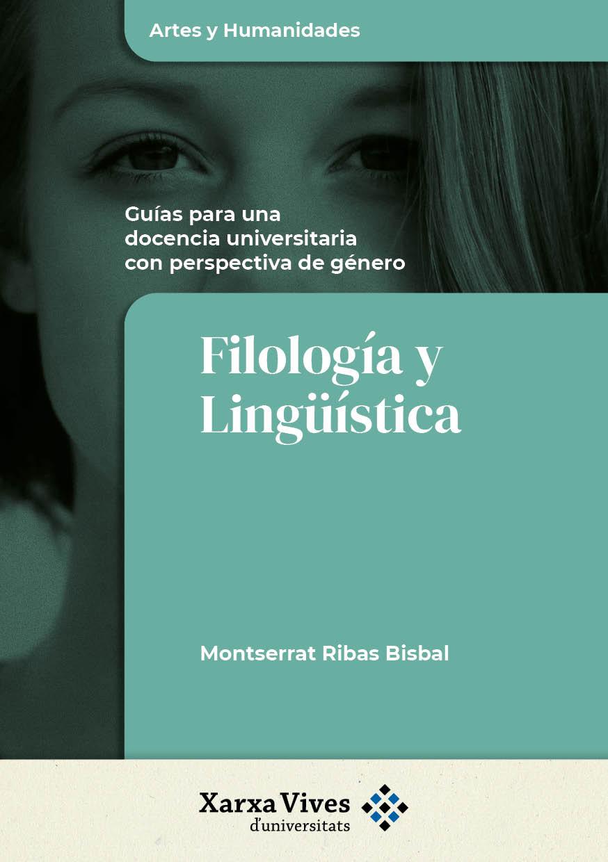 Filología y Lingüística.Guias para una docencia universitaria con perspectiva de género