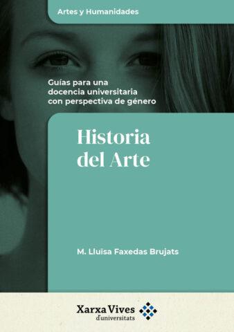 Book Cover: Historia del Arte: guías para una docencia universitaria con perspectiva de género