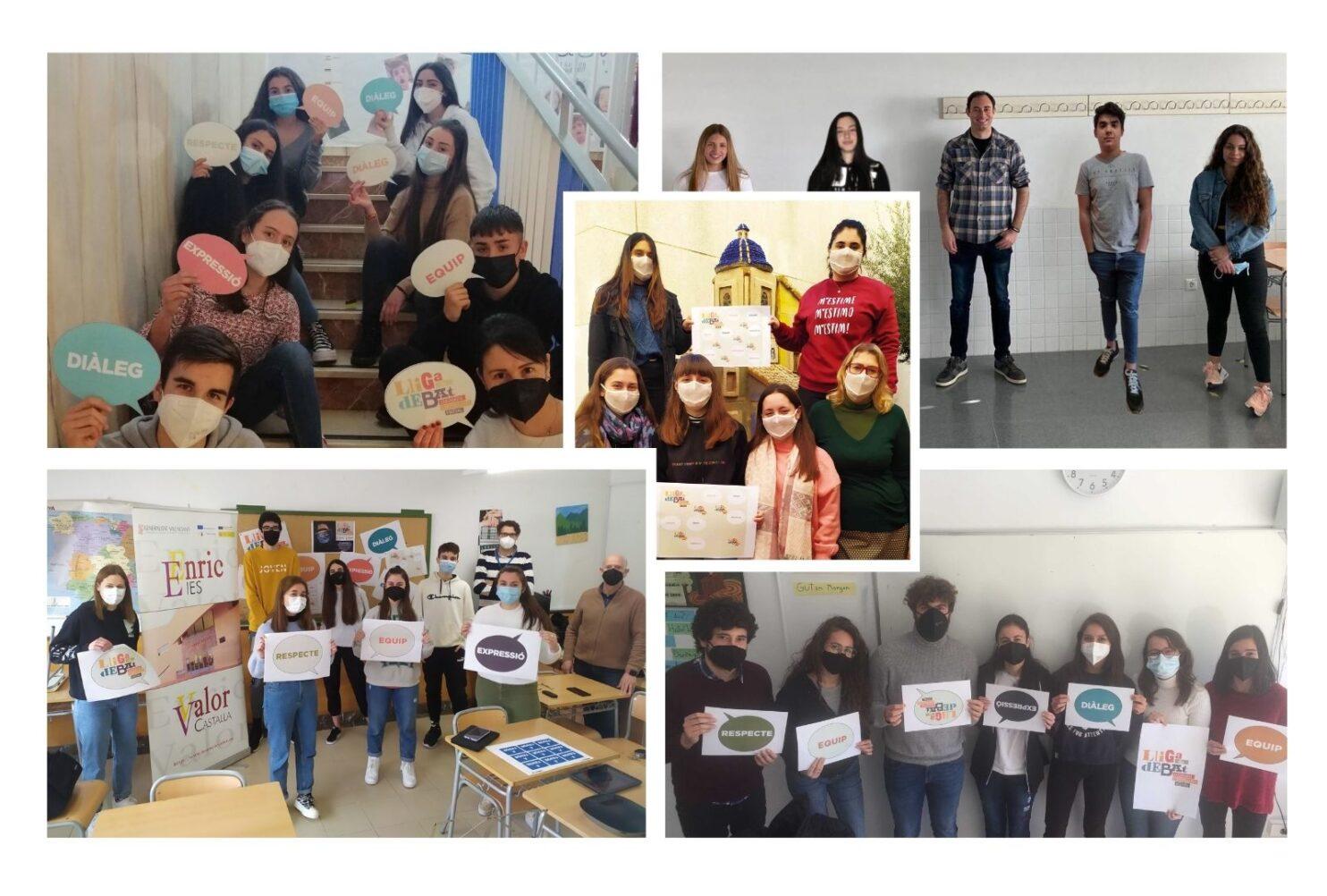 Composició fotos equips flocal UA