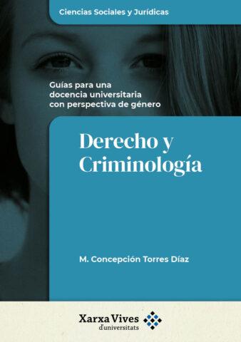 Guía para una docencia universitaria con perspectiva de género de Derecho y Criminología