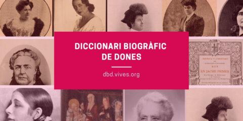Diccionari Biogràfic de Dones